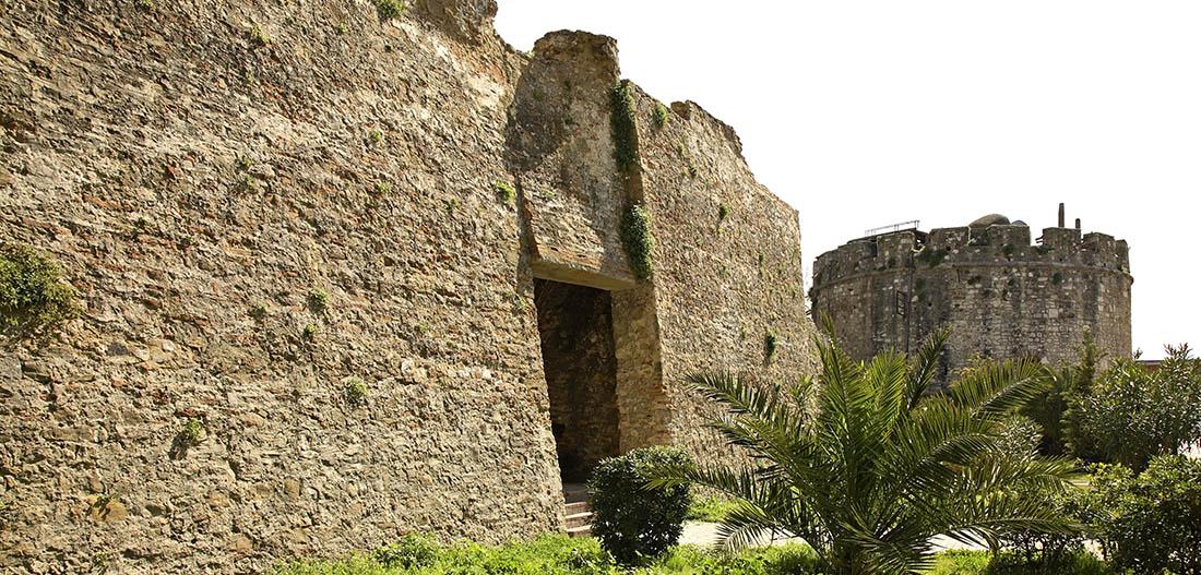 Durres Castle, Albania