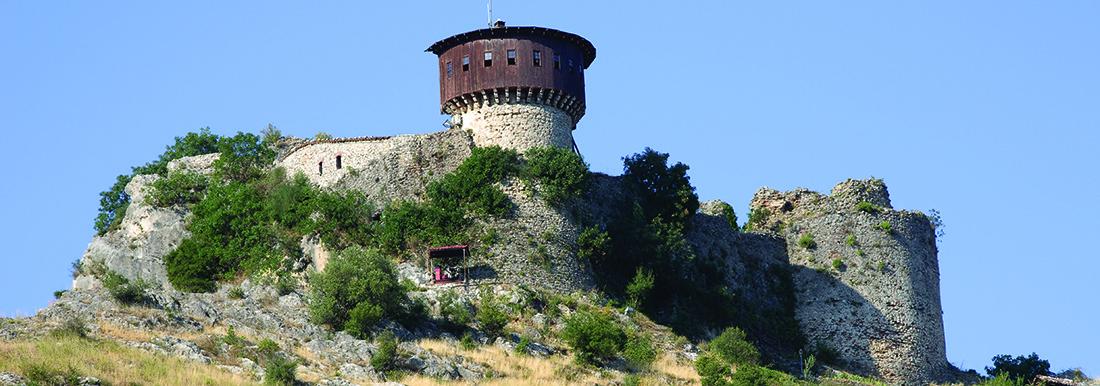 Petrela Castle Albania