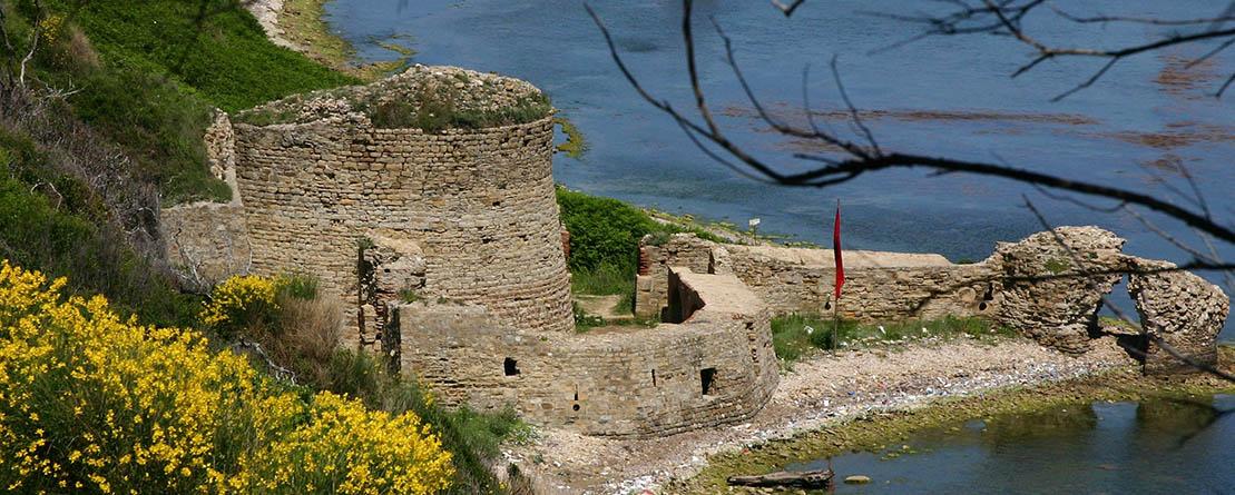 Rodon Castle, Albania