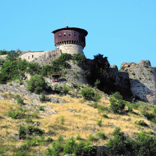 Castles Albania